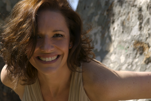 Soprano singer Susie Georgiadis